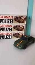 AUTO REEL A MOLLA PORSCHE 911S  MADE IN ITALY VINTAGE TOYS