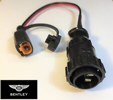 Ctek Bentley Battery Charger / Conditioner Adapter Cable 2 Pin Plastic Type