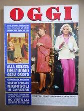 OGGI n°52 1973 Orietta Berti Cura Di Bella Michele Delacroix Farinon [G859]