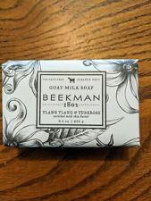 Beekman 1802 Pure Goat Milk Soap 9oz ( Ylang Ylang & TubeRose )