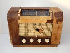 Antique His Master Voice Radio Old His Master Voice Amplifier ? Need Restoration
