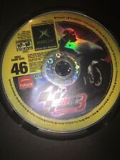Mint Official Xbox Magazine Demo Disc #46 2005 MOTO GP 3 360 GHOST RECON 2 XBLA