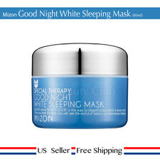 Mizon Good Night White Sleeping Mask 80ml + Free Sample [ Us Seller ]