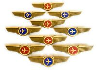Aviation Wings Airlines Pilot Costume Party Pins BEST SELLER