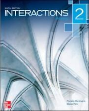 Interactions Level 2 Reading Student Book by Elaine Kirn and Pamela Hartmann (20