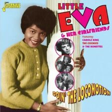 LITTLE EVA & HER GIRLFRIEND - DOIN' THE LOCOMOTION  CD NEUF