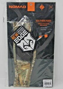 Nomad Southbounder Neck Gaiter Realtree Edge N3000111 One Sz Anti-Microbial New