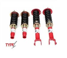 FUNCTION & FORM F2 TYPE 1 FULL COILOVER KIT ACURA TL 04-08