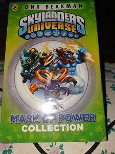 skylanders universe mask of power collection still sealed