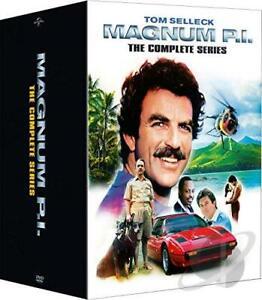 MAGNUM PI COMPLETE SERIES SEASON 1-8 DVD BOXSET  TOM SELLECK NEW & SEALED