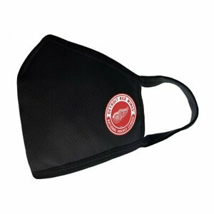Detroit Red Wings NHL Team Logo Face Cover with Filter