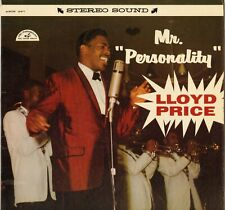"LLOYD PRICE ""Mr. PERSONALITY"" POP R 'N BLUES LP 1959 ABC-PARAMOUNT 297 STEREO"