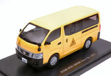 Nissan NV350 Caravan School Bus 2012 Yellow 1:43 Model 45597 EBBRO