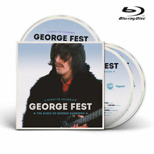 George Fest A Night To Celebrate The Music of George Harrison(NEW 2CD & BLU-RAY)