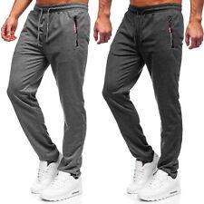 Jogger Sporthose Trainingshose Hose  Fitness Sport Classic Herren BOLF Slim Fit