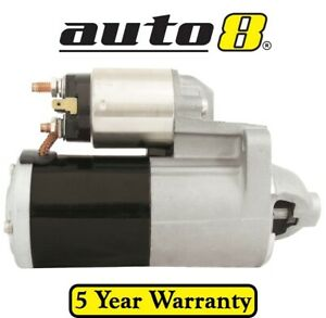 Starter Motor for Jeep Wrangler TJ Sports 4.0L Petrol MX 2001 to 2007 Auto Only