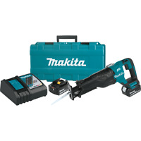 Makita XRJ05T 18V LXT® Li‑Ion Brushless Cordless Recipro Saw Kit, 5.0Ah (New)
