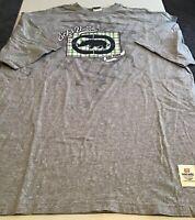Men's Ecko Unltd. Classic Graphic T-Shirt Size 2XL Gray