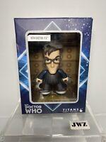 Titan Merchandise - Doctor Who - 10th Doctor (David Tennant) Vinyl Action Figure