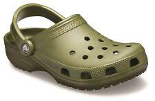 Crocs Unisex Classic Clog Army Green