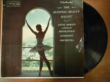 33 RPM Vinyl Tchaikovsky The Sleeping Beauty Ballet Mercury Records LP 031115SM