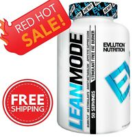 EVL EVLUTION NUTRITION Lean Mode 150 Caps 5 in 1 Fat Burner CLA CARNITINE EGCG