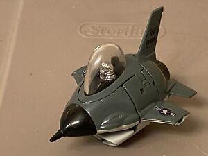 "Vintage 1984 GK Robotech Macross Mini Jet Transformer Figure 3"""