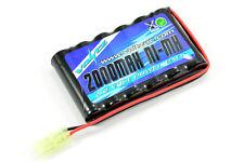 VOLTZ 7.2 v 2000mah aa batterie pack fits hobby engine réservoirs, pelle, chariots élévateurs