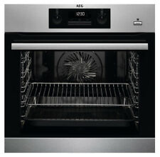 AEG BPK351020M Single Multifunction Pyrolytic Oven HA1626