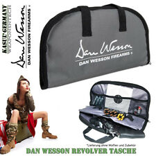 Revolvertasche dan Wesson 37x19x3cm bolso de armas 600d nylon revolver pistola