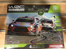 Pista WRC RALLY TURINI,(BY NINCO),ESCALA 1/43 WIRELESS,Ref.91011