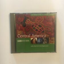 Central America ~ MUSIC OF ROUGH GUIDE ~ CD ~ LATIN
