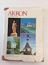 Akron City at the Summit by George W. Knepper