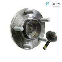 Volvo S40 2004 - 2013 Front Hub Wheel Bearing Kit With DSTC