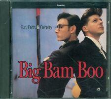 Big Bam Boo – Fun Faith & Fairplay Cd Eccellente
