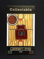 Chicago Bulls Michael Jordan jersey lapel pin-Classic Collectable-FREE shipping-