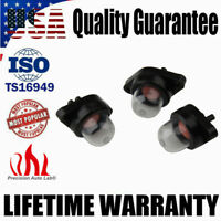 3Pcs Primer Bulbs For Poulan Craftsman Chainsaw TURBO SEARS 530047213 530071835