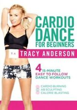 Tracy Anderson Cardio Dance for Beginners 5060020706035 DVD Region 2