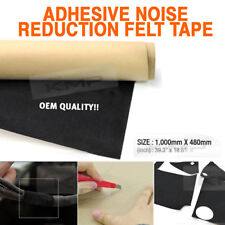 """Car Studio Acoustic Sound Proofing Noise Reduction Tape 39""""x19"""" for VOLKSWAGEN"""