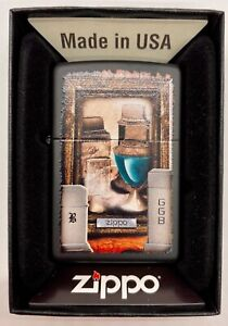 """Collectable ZIPPO """"Table Light"""" Lighter New! Sale!!!"""