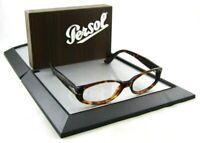 Persol 2607-S 24/47 51mm Rx Eye Glasses Gloss Tortoise Frames ONLY Sunglasses