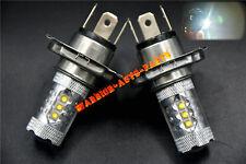 For Honda TRX 250R 86-89 LED Headlight Bulbs For Honda TRX250R 1986 1987 1988 89
