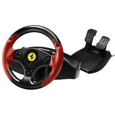 Thrustmaster Ferrari Racing Wheel Red Legend Edition for PS3, PC USB Two Levels