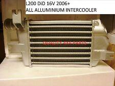 Mitsubishi L200 4D56 2.5 DiD KB4T 06+ Turbo cooler Intercooler ALL ALUMINIUM