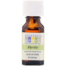 100% Pure Essential Oil, Myrtle, Elevating, .5 fl oz (15 ml)