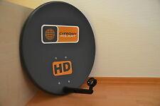 Satellitenschüssel, Durchmesser ca. 70cm, Cyfrowy Polsat HD (ohne LNB) Antenne