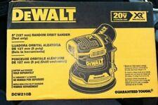 NEW Dewalt DCW210B 20 volt Cordless Random Orbital Sander bare tool  QIK SHIP