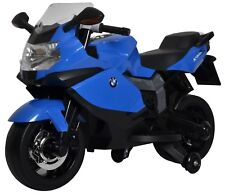 BMW Kids Ride On Motorcycle - Licensed K1300S Model in Blue