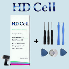 ★1570mAh HD Cell bateria★ para apple iphone 4S - Calidad mayor /+ instrumentos