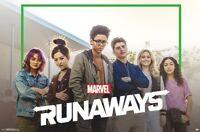 RUNAWAYS - TV SHOW POSTER 22x34 - MARVEL 16472